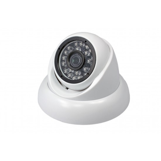 EVR-4424 2 MP 24 IR LED 3.6MM IP DOME KAMERA