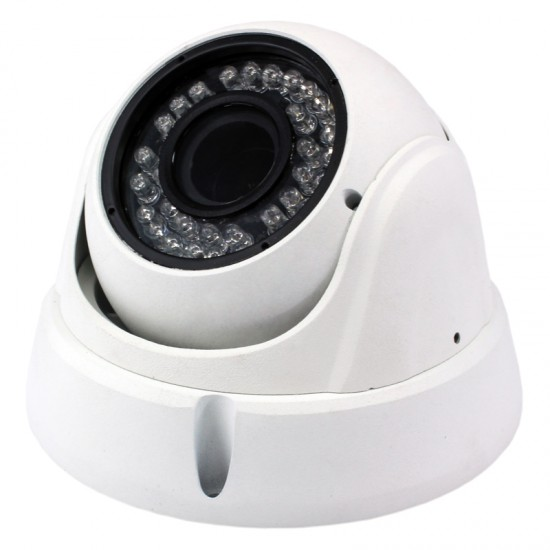 EVCH-3520H 2 MP 36 IR LED 2.8-12MM AHD DOME KAMERA